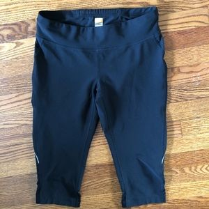 Lucy workout capris...Size S